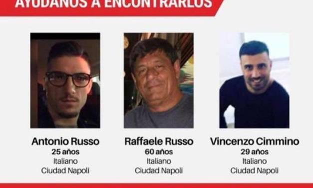 Ansia in Messico per tre secondiglianesi scomparsi