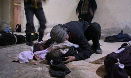 Siria: un altra mattanza a Goutha per i continui bombardamenti