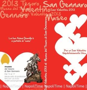 Museo di San Gennaro per San Valentino