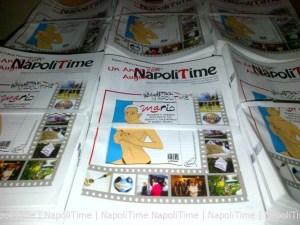 NapoliTime Magazine Annp II Numero Uno Gennaio 2013