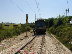 Incidente ferroviario Benevento