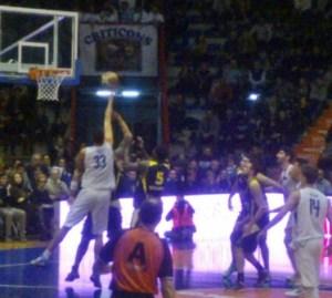 basket napoli