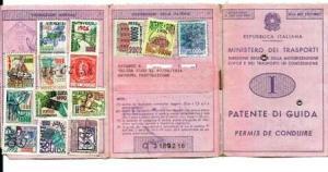 vecchia patente