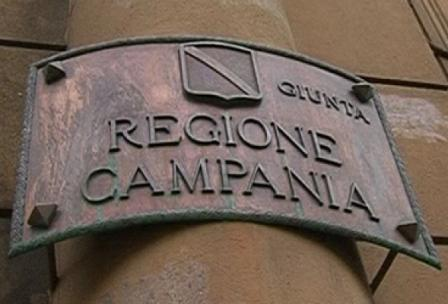 regione campania insegna