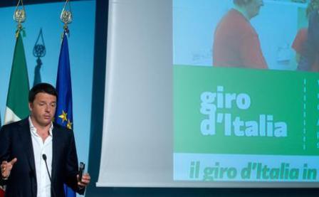 Renzi conferenza Stampa