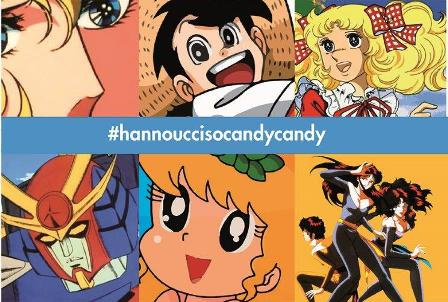 Hanno ucciso Candy Candy
