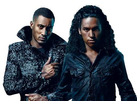 Sunnery James-Ryan Marciano