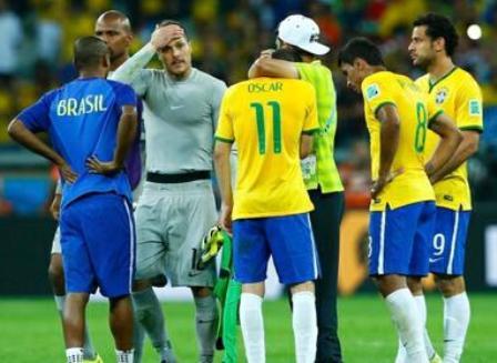 brasile sconfitto