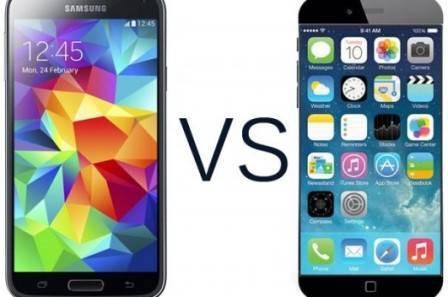 galaxy-s5-vs-iphone6
