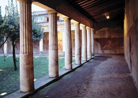 Porticato Villa di Poppea
