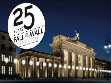 Berlino 9 nov 2014