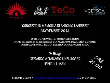 Concerto Antonio Landieri