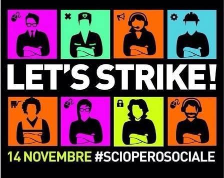 #ScioperoSociale