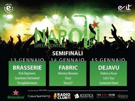green contest