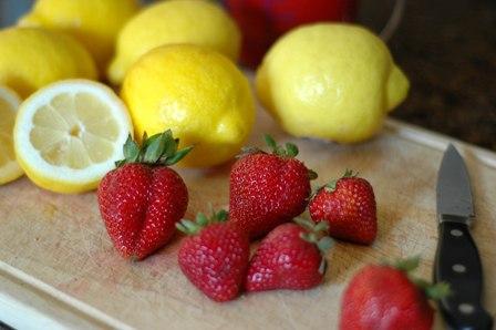 fragole limoni