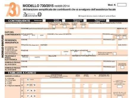 Modello 730 La Nuova Scadenza Del 23 Luglio, Anzichè Il 7, è Indicata Nella  Bozza Di Dpcm Allu0027esame Del ...
