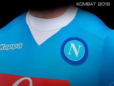 maglia SSC Napoli Kombat 2016