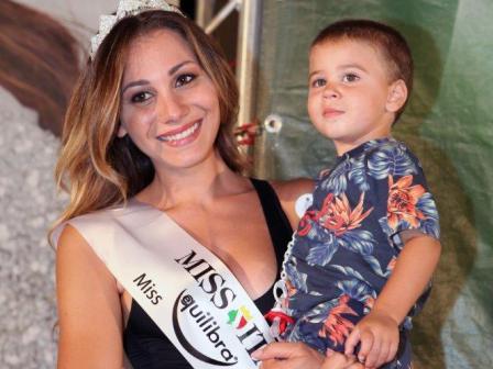 Mariagrazia Del Gaudio Miss Equilibra Campania 2015