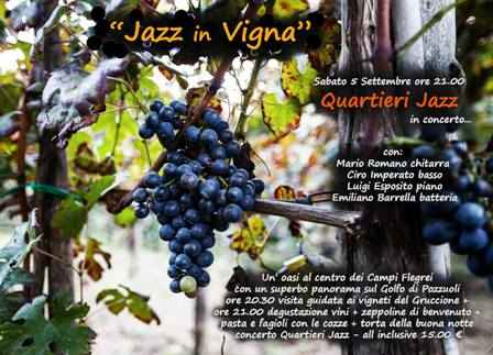 jazz in vigna