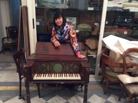 pianoforte a cristallo