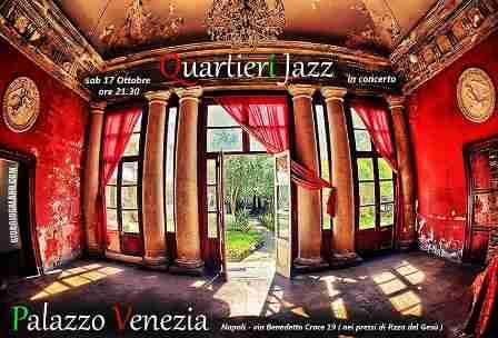 jazz palazzo venezia