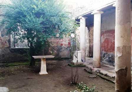 vividarium pompei