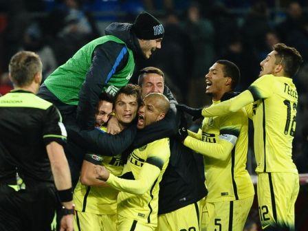 Coppa Italia Napoli-Inter