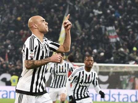 Juve-Napoli Simone Zaza
