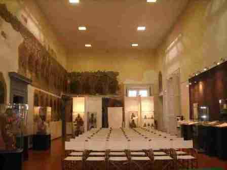 Sala dei Medaglioni