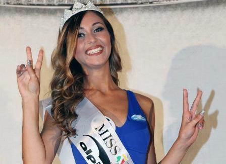 Miss Alpitour Campania