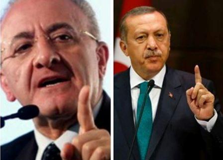 DeLuca Erdogan