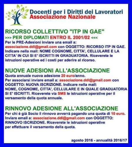 docenti-ricorso-iscrizione DDL
