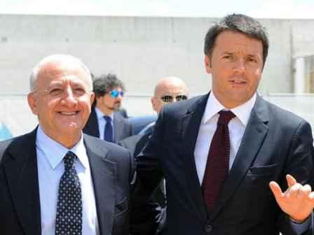 Referendum, Luigi de Magistris attacca Matteo Renzi: