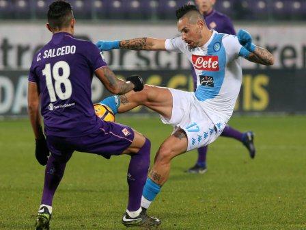 Che spettacolo al Franchi: Fiorentina-Napoli finisce 3-3