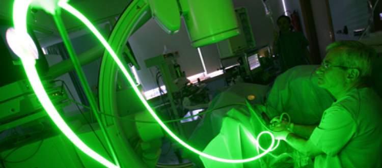 sanguinamento della chirurgia laser della prostata