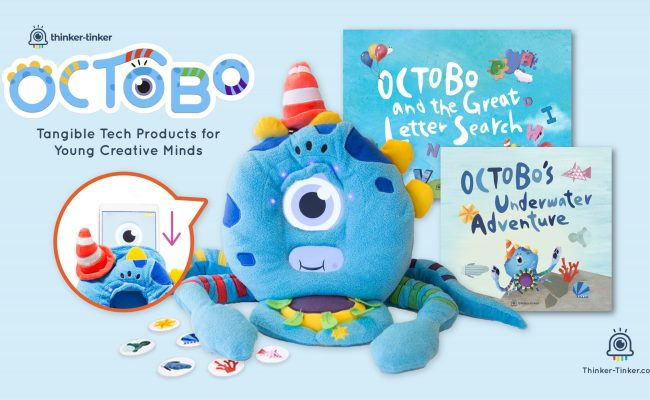 Octobo The Tech Toy That Teaches Best Educational Toys
