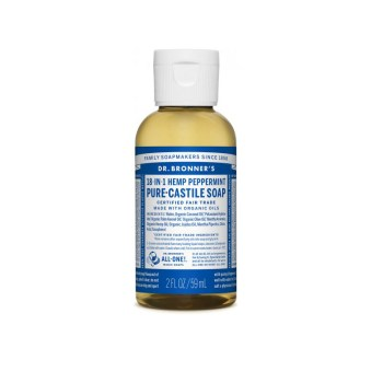 Pure-Castile Liquid Soap - Peppermint