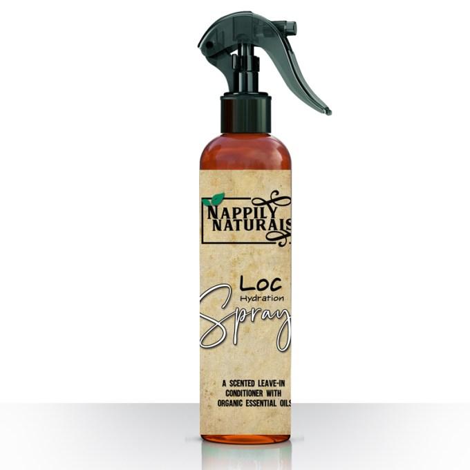 Organic Loc Spray