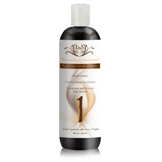 Rosemary & Hempseed Rapid Hair Growth Shampoo #1
