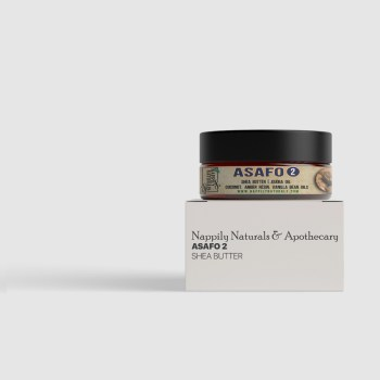 asafo 2 - whipped body butter