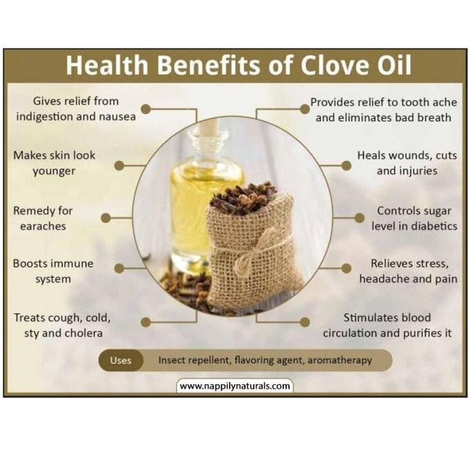 Clove oil facts essential oil