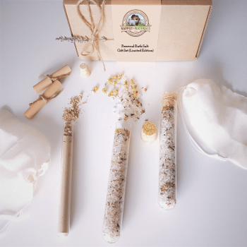 Renewal Bath Salt Gift Set (Limited Edition)