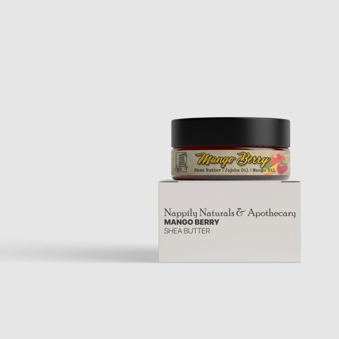 Mango Berry – Whipped Body Butter