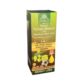 Neem Honey with Royal Jelly Blackseed