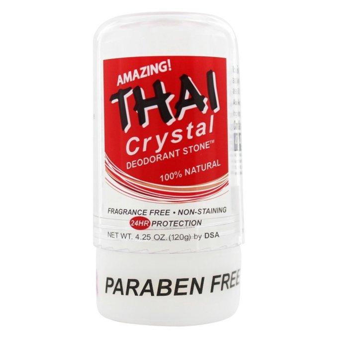 Thai crystal Deodorant roll on