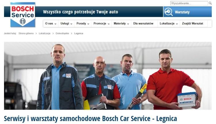 Serwisy i warsztaty samochodowe Bosch Car Service - Legnica - Naprawa Samochodów Hybrydowych
