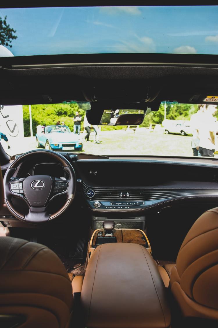 Lexus - Naprawa Hybrydy