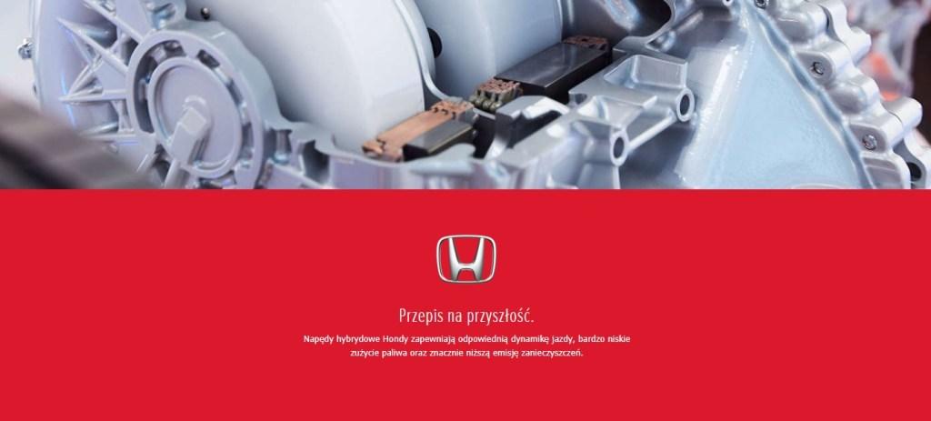 Honda - Regeneracja Baterii hybrydowych