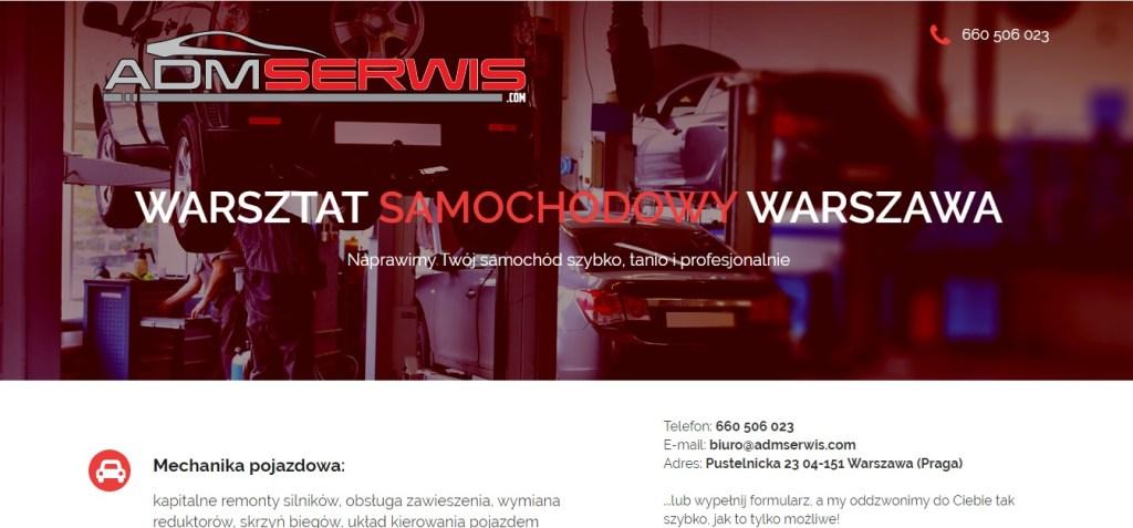 Mechanika pojazdowa ADM SERWIS