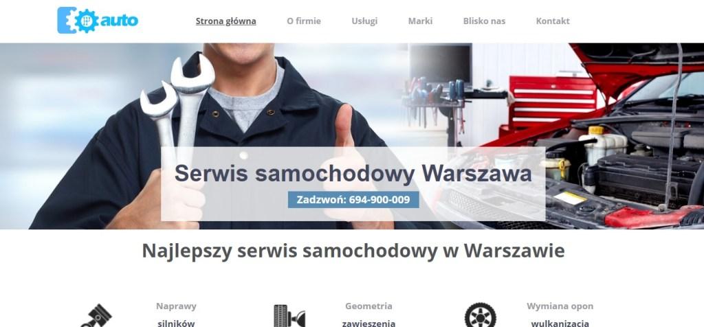 Najlepszy serwis samochodowy w Warszawie
